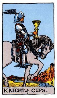 12 de Copas, Significado de las cartas del Tarot