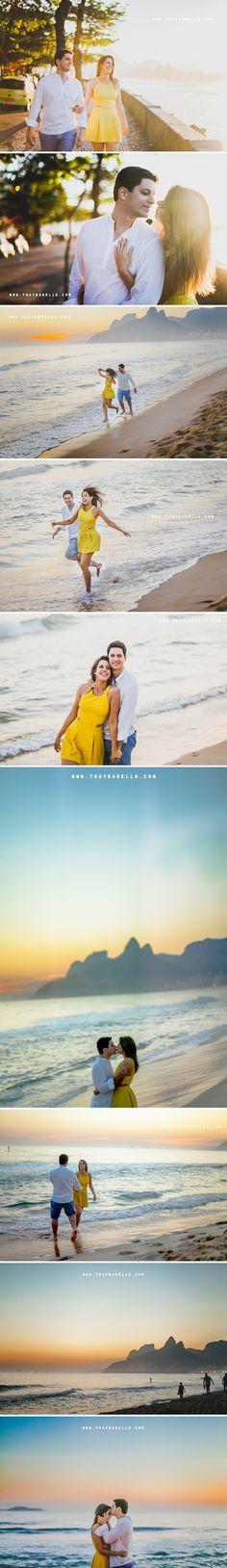 ensaio pré-wedding casamento naiana e samir thay rabello fotografia blog de casamento inspiração rio de janeiro verão
