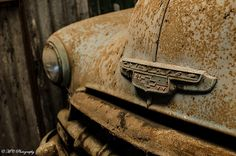 Old Iron by MCPHOTOGRAPHIE-UE, via Flickr