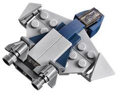 Image result for lego mini quinjet
