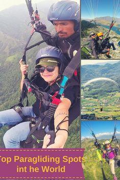 Top Paragliding Spot