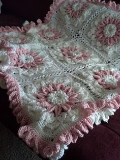 Free Pattern-Love love love! #crochet this is beautiful