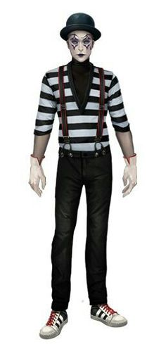 Mime costume for Grady  sc 1 st  Pinterest & Ringmaster Couples Costume #Halloweencostumescouples available at ...