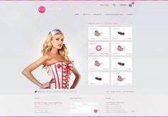 Fit 'n Sexy Pharmacy / Web