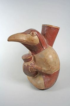 Vessel; Moche, 100-700 AD  The Metropolitan Museum of Art