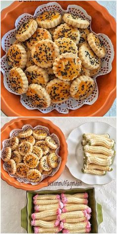Biscuits, Vegetarian Recipes, Cooking Recipes, Arabic Dessert, Turkish Kitchen, Our Daily Bread, Food Decoration, Cupcakes, Delicious Desserts