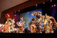 Native American dancers perform a special routine at the 2009 South Dakota Film Festival. Photo credit: Chad Coppess.