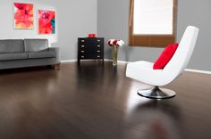 Karelia Oak Dark Chocolate | Silverwood Flooring | Toronto