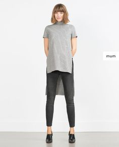 ZARA - COLLECTION AW16 - SKINNY MATERNITY JEANS