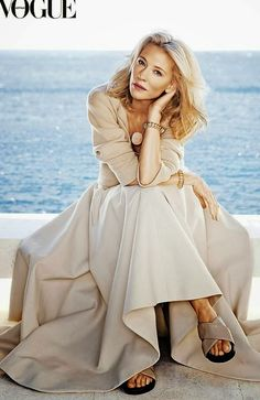 Cate Blanchett for Vogue Australia February 2014 - Smartologie