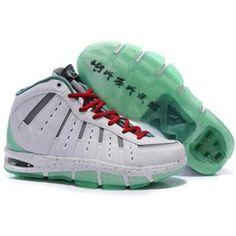 5bfd16334033 Jordan Melo M7 Carmelo Anthony Shoes White Green Sport