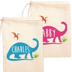 Hey, I found this really awesome Etsy listing at https://www.etsy.com/listing/252408700/dinosaur-birthday-party-favor-bags