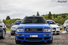 Audi RS2 & Audi Nation | by Alexandre Prévot