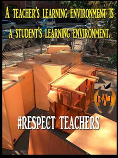 Badass Teachers Association: Disrespecting the American Teacher:  The Saga Cont...