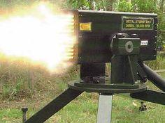 Metal Storm Ltd. Metal Storm Rifle System - prototype.