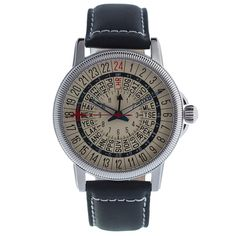No-Watch Traveler CL1-1111. Limited Edition - 787 pcs. Retail price $280.