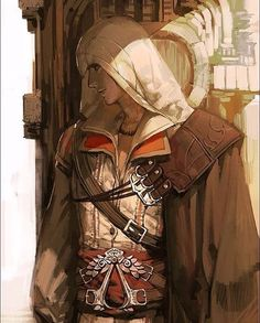 {#ezioauditore #assassinscreed}