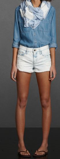 if only the shorts weren't high waisted then I would wear this but I could just switch the shorts to regular fit