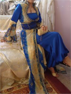 Nouvelle robe kabyle 2014