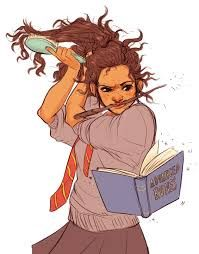 Image result for Hermione Granger fan art