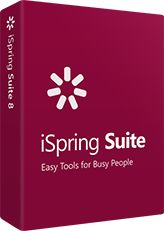 Rapid-learning online tools - iSpring Suite