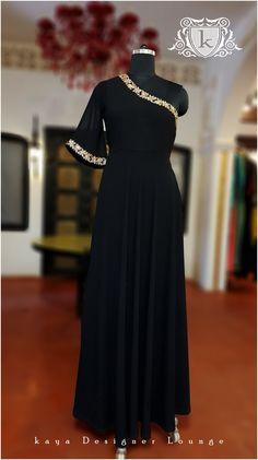 bf0e247a45fd2 Evening Gown Cocktail Dress Offshoulder Dress Partydress Hautecouture  Georgette Couture Gown Couturedesigner Coutured Longdress Instacouture  Blackdress