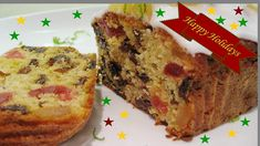Fruit Cake recipe video - Eggless - Merry Christmas & Happy New year