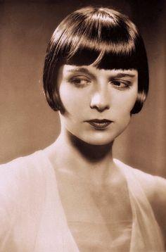 Louise Brooks in the classic silent film, Pandora's Box (1929)