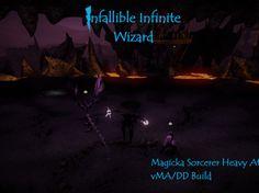 ESO Infallible Infinite Wizard (Magsorc vMA Build & Video) Homestead Ready