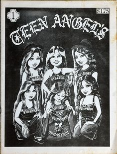 Old School. Get out those chola bands!!