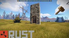 Rust Great Easy Solo Base And Cheap [HD]