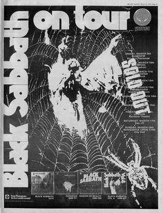 black sabbath 1973