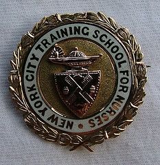 New York City Training School for Nurses Graduation Pin 1897 Nursing School Graduation, Graduate School, Nursing Pins, Vintage Nurse, Training School, Nurses, Nurse Stuff, York, Red Cross