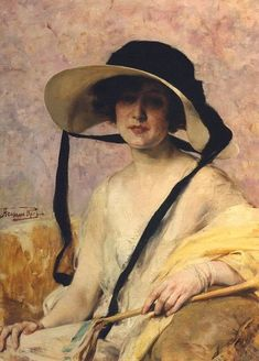 Herman Jean Joseph Richir ~ Belgian artist, 1866-1942