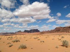 Couleurs du désert du Wadirum en Jordanie
