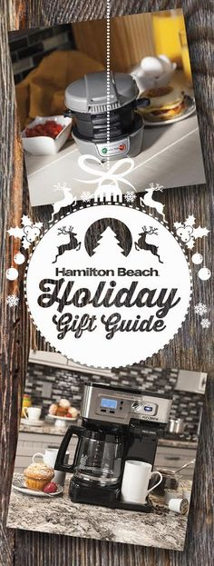 Enter for your chance to win. Christmas Gift Guide, Holiday Gifts, Christmas Holidays, Christmas Gifts, Electric Spiralizer, Gifts For Hunters, Hamilton Beach, Rosh Hashanah, Holiday Wishes