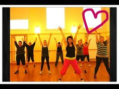 awesome full 30 min zumba routine - think I can start with this one Zumba Fitness, Dance Fitness Classes, Belly Dancing Classes, Fitness Diet, Fitness Motivation, Dance Class, Pole Dancing, Zumba Videos, Workout Videos