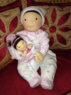 #gleditababydolls Anime Dolls, Waldorf Dolls, Hungary, Baby Dolls, Baby Car Seats, Etsy Shop, Cartoon, Children, Handmade