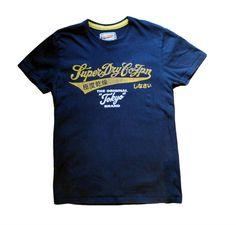 "Super Dry t-shirt men's ""Tokyo"" original size L 100% cotton logo #SuperDry #tshirt #men #original #blake #sale #ebay #clothing #shirt"