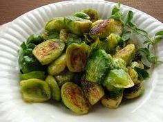 Pritikin Longevity Center & Spa's Roasted Brussels Sprouts