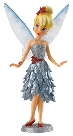 Enesco Disney Showcase Christmas Tinker Bell Figurine 825 ** Check out this great product. Disney Fairies, Tinkerbell 3, Disney Magic, Disney Figurines, Christmas Figurines, Flower Fairies, Disney Christmas Decorations, Disney Dolls, Christmas Bells