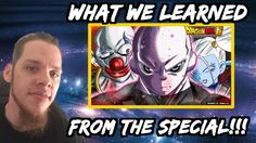 Dragon Ball Super What We Learned From The Special Discussion with TR4G1C