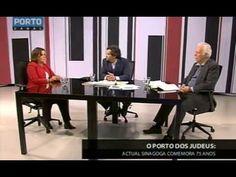Caminhos da História - Sinagoga do Porto - YouTube