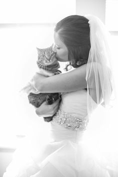 "21 Adorable Wedding Pets to Make You Say ""Awwww!"" - Britton Reynolds Photography"