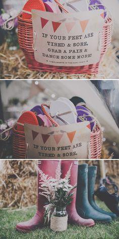 A DIY Country Lavender Filled Wedding | Whimsical Wonderland Weddings