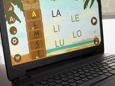 LEO CON GRIN #app de @educaplanet ahora también se puede probar en PC (pulsar sobre PC para descargar e instalar el EXE): http://www.educaplanet.com