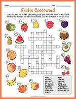 Printable Crossword Puzzles for Kids crossword puzzles free printable English Activities For Kids, Learning English For Kids, English Lessons For Kids, English Worksheets For Kids, Preschool Activities, Kids English, Word Puzzles For Kids, Printable Crossword Puzzles, Printable Puzzles For Kids