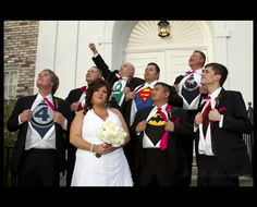 Our funny wedding pictures