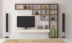 modern interior tv unit design ile ilgili görsel sonucu