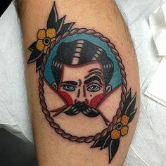"""1,217 """"Μου αρέσει!"""", 142 σχόλια - One Life. Tattoo Life (@top_class_tattooing) στο Instagram: """"@dondiegotattooer !!!!!!!!!"""""""